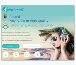 Apowersoft Streaming Audio Recorder 4.3.3 [Rus + Crack]