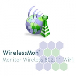 PassMark WirelessMon Professional 4.0 build 1009 [+ Keygen]