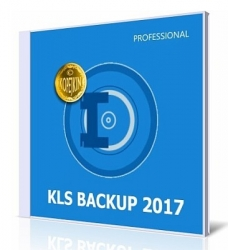 KLS Backup 2017 Professional 9.1.0.4 [Rus + Keygen]