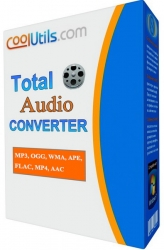 CoolUtils Total Audio Converter 5.3.0.186 [Рус + Ключ]