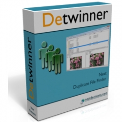 Detwinner 2.04.002 [Rus + Patch]