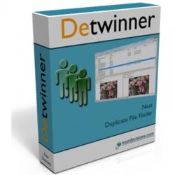 Detwinner 2.03.010 [Rus + Crack]