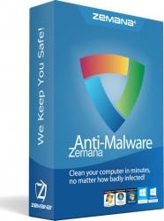 Zemana AntiMalware Premium 3.1.395 [Rus + Key]