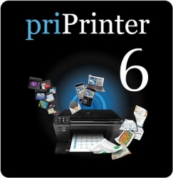 priPrinter Professional 6.5.0.2457 [Rus + Crack]