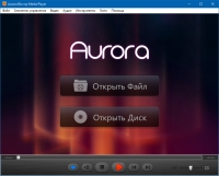 Aurora Blu-ray Media Player 2.19.4.3289 [Rus + Crack] screenshot