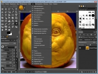 GIMP 2.10.8 Final [Rus] screenshot