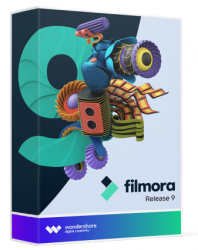 Wondershare Filmora 9.1.1.0 [Rus + Keygen]