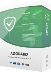 Adguard 7.5.3405 [Rus + Patch]