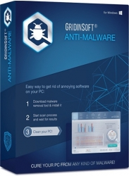 GridinSoft Anti-Malware 4.1.53 [Rus + Patch]