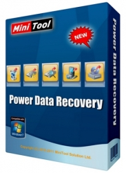 MiniTool Power Data Recovery 9.1 [Rus + Crack]