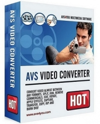 AVS Video Converter 12.1.3.670 [Rus + Patch]