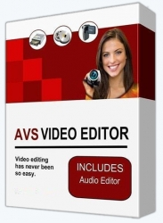 AVS Video Editor 9.2.2.350 [Rus + Patch]