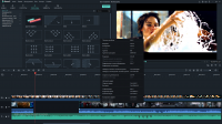 Wondershare Filmora 9.3.7.1 [Rus + Crack] screenshot