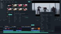 Wondershare Filmora 10.1.20.16 [Rus + Patch] screenshot