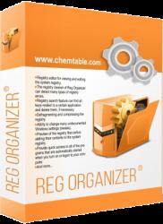 Reg Organizer 8.55 [Rus + Crack + Key]