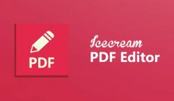 Icecream PDF Editor 1.34 [Rus]