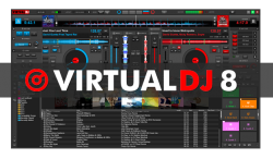 Virtual DJ Pro 8.3.5186 [Rus + Crack]
