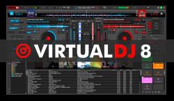 Virtual DJ Pro 8.4.5872 [Rus + Crack]