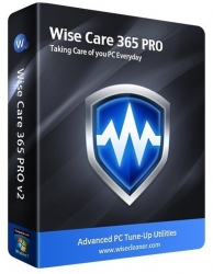 Wise Care 365 Pro 5.4.4.540 [Rus + Patch]
