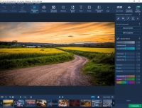 Movavi Photo Editor 6.7.0 [Rus + Patch] screenshot