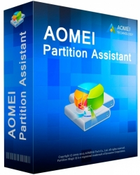 AOMEI Partition Assistant Pro 8.7 [Rus + Key]