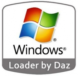 Windows Loader 2.2.2 by Daz