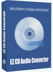 EZ CD Audio Converter 9.0.7.1 [Rus + Crack]