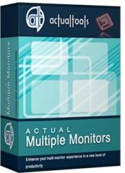 Actual Multiple Monitors 8.14.3 [Rus + Keygen]