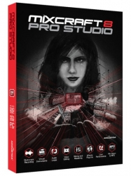 Acoustica Mixcraft Pro Studio 9.0.460 [Rus + Keygen]