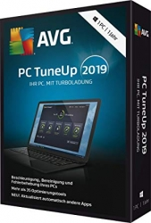 AVG PC Tuneup 19.1.1209 [Rus + Key]