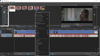 MAGIX Vegas Pro 17.0.387 [Rus + Crack] screenshot