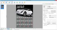 Дизайн Календарей 14.0 [Rus + Key] screenshot