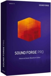 MAGIX Sound Forge Pro 14.0.0.65 [Rus + Patch]