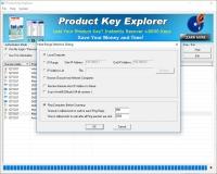 Product Key Explorer 4.2.3.0 [+ Crack] screenshot