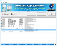 Product Key Explorer 4.2.2.0 [+ Crack] screenshot