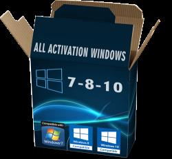 Сборник программ для активации Windows