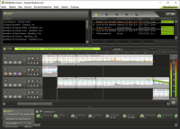 MixMeister Fusion 7.4.4 [Rus + Patch] screenshot