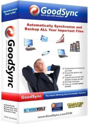 GoodSync Enterprise 10.11.6.9 [Rus + Key]