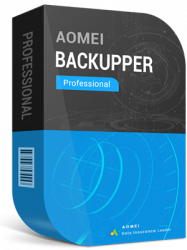 AOMEI Backupper Professional 5.8.0 [Rus + Crack]