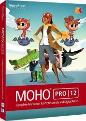 Moho Pro 12.2.21774 [Rus + Keygen]