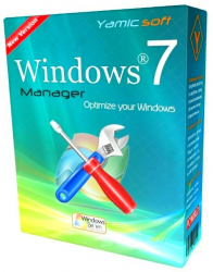 Windows 7 Manager 5.2.0 [Rus + Keygen]
