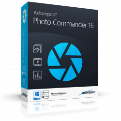 Ashampoo Photo Commander 16.2.1 [Rus + Patch]
