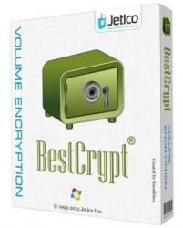 BestCrypt Volume Encryption 4.24.2 [Rus + Crack]