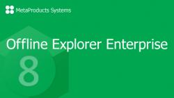MetaProducts Offline Explorer Enterprise 8.1.4896 [Rus + Patch]