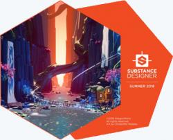 Adobe Substance Designer 11.2.1.4934 [+ Crack]