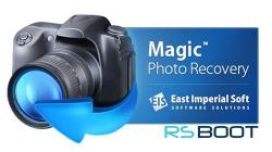 Magic Photo Recovery 5.8 [Rus + Keygen]